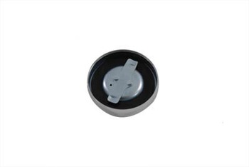 V-Twin - Gas Cap Vented Chrome - HD Style