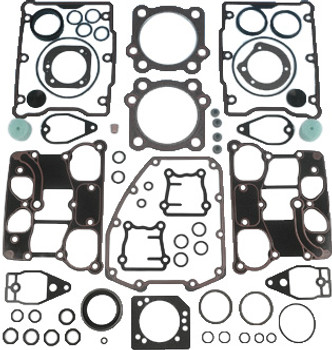 James Gaskets - Twin Cam Top End Gasket Kit w/ MLS Head Gaskets - fits '05-Up