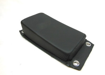 V-Twin Pillion Pad for Rear Passenger - Smooth