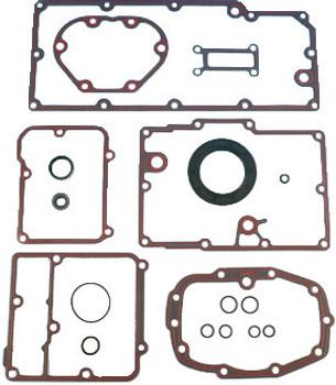 James Gaskets - Transmission Gasket-Seal Kit - fits '99-Up Twin Cams