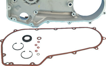 James Gaskets - Primary Cover Gasket Kit, Paper w/ Bead - fits '06-Up Dyna, '07-Up Softail