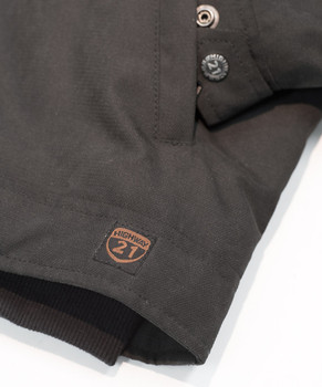 Highway 21 - Gearhead Jacket - Black