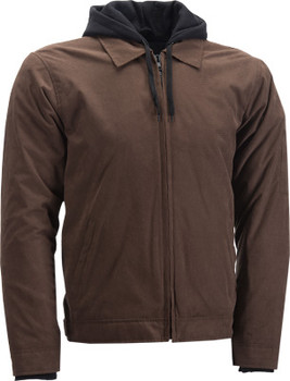 Highway 21 - Gearhead Jacket - Brown