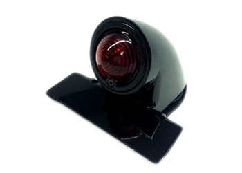 V-Twin Sparto Tail Light 12V - Black