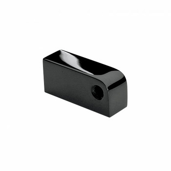 "Headwinds - Headlight Mounting Block fits 5/8"" vertical offset and 1-1/2"" forward offset -  (choose finish)"