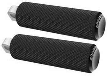 Arlen Ness - Knurled Fusion Footpegs (Choose Finish)