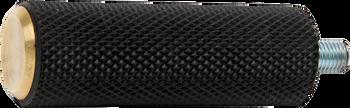 Arlen Ness - Knurled Fusion Shifter/Brake Peg - Brass