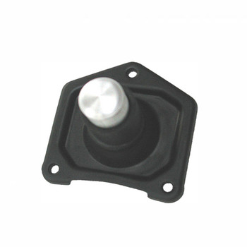 HardDrive - Direct Starter Button - fits '90-Up Big Twin and Sportster Models - Black