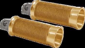 Speed Merchant - Cruiser Pegs - Gold fits all HD Models