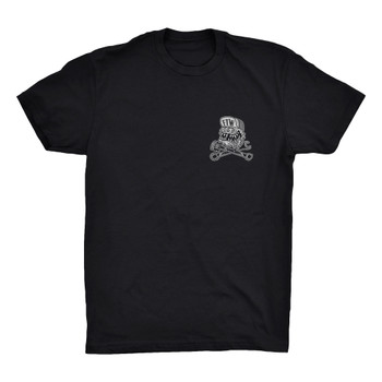 Deadbeat Customs - FTW Monster T-Shirt - Black