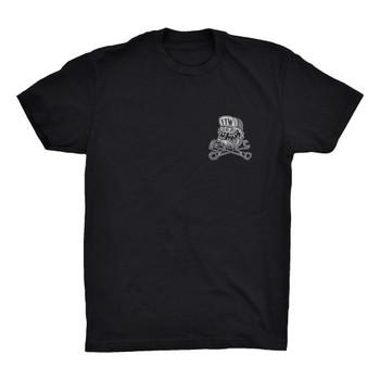 Deadbeat Customs - FTW Monster T-Shirt - Black