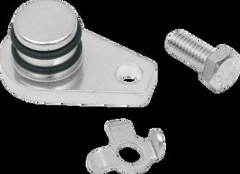 Alloy Art - FXD/FXR Shifter Shaft Primary Plug