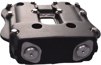 EMD - XR Trackster Rocker Box Covers -Black fits '04-'17 XL Models