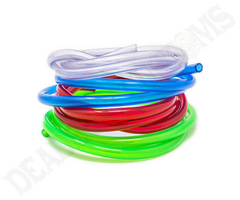 Translucent Fuel Line - 1/4 inch ID - 5' - Choose Color