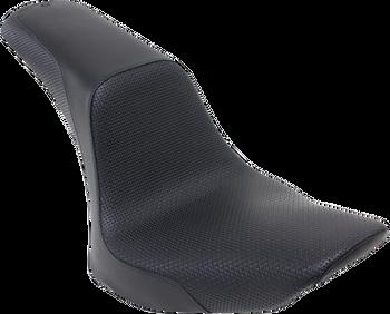 Saddlemen - Profiler BW Seat - Fits Softail Models ( see desc.)