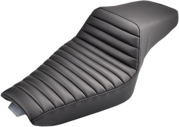 Saddlemen - Step Up Tuck and Roll Seat - fits '04-'20 Sportsters (see desc.)