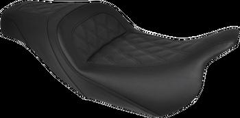 Saddlemen - Slim Motorcycle Seat - fits Touring Models (see desc.)