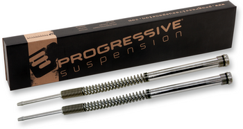 Progressive Suspension - Monotube Fork Cartridge Kit - fits '16-'17 XL883L, XL883N, or '16 XL1200V