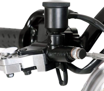 British Customs - Triumph Direct Mount Front Brake Reservoir