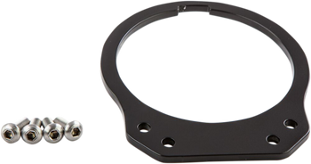 British Customs -Flat Gauge Mounting Bracket - fits 2016 Triumph Street Twin 900