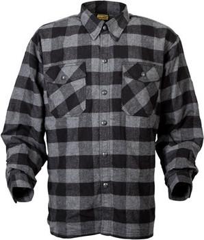 Scorpion Covert Reinforced Moto Flannel Shirt