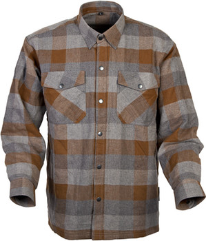 Scorpion Covert Reinforced Moto Flannel Shirt