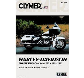 Clymer - Manual for '99-'05 Harley Davidson FLH,FLT Touring Series