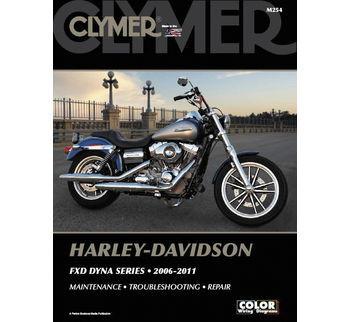 Clymer - Manual for '06-'11 Harley Davidson Dyna Series