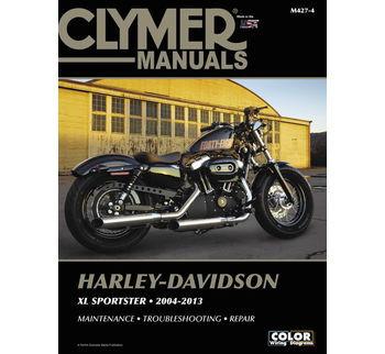 Clymer - Manual for '04-'11 Harley Davidson XL Sportster