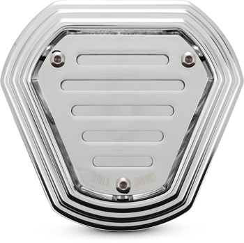 Burly Brand Hex Air Cleaner - fits '91-'06 XL