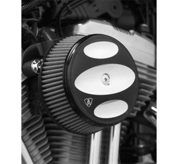 Arlen Ness Stage 1 Big Sucker Air Filter Cover Fits Harley Models (See Desc.) - Billet