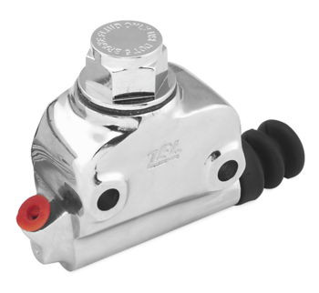 Bikers Choice - Rear Master Cylinder - Wagner Type fits '58-'72 FL,FX