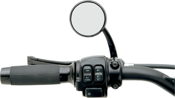 Todd's Cycle - Shooter Mirrors - Chrome or Black