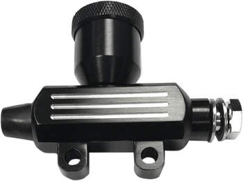 Drag Specialties - Solo Custom Mini Rear Master Cylinders - Black or Chrome