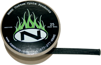 Namz Custom Cycle - Universal Black Wire Cover - Available in Different Sizes