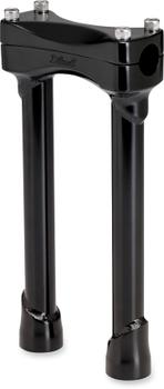 Biltwell Murdock Straight Risers - Black or Chrome