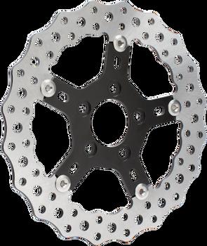 """Arlen Ness - Jagged 11.5"""" Brake Rotor - fits Harley Models (See Desc.)"""