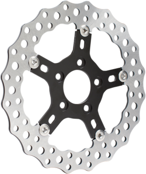 "Arlen Ness - Jagged Floating 11.5"" Front/Rear Brake Rotor"