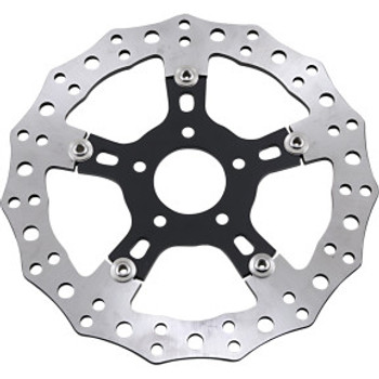 "Arlen Ness - Jagged 11.8"" Rear Brake Rotor - fits Harley Touring Models"
