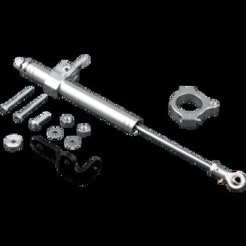 Drag Specialties - Steering Damper Kit - fits Sportster/Dyna/Softail Models