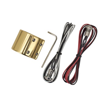 """Motorcycle Supply Co. - Mini Button/Switch Kits for 1"""" Handlebars - Bronze"""