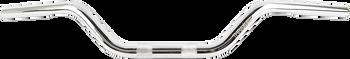 "Thrashin Supply Co. - 1"" Mid Bend Bars - Black or Chrome"
