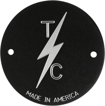 Thrashin Supply Harley Points Cover, Classic