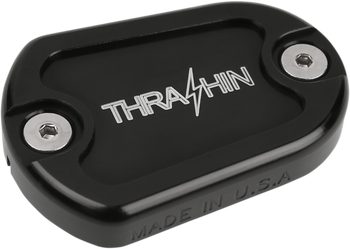Thrashin Supply Co. - Rear Brake Reservoir Cap - fits '15-'17 Sportsters