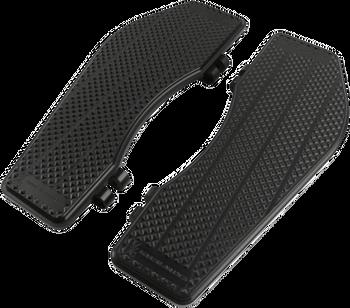Thrashin Supply Co. - Bagger Driver Floorboards - fits Harley Models - Black or Natural