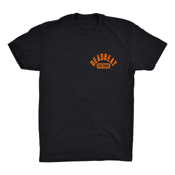 Deadbeat Customs - Pans, Vans, and Cans T-Shirt