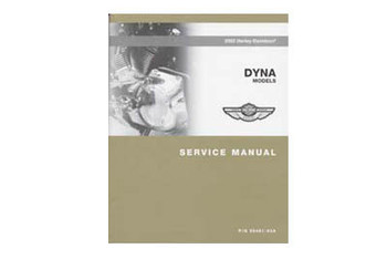 Harley Davidson 2003 Dyna Big Twin Factory Service Manual