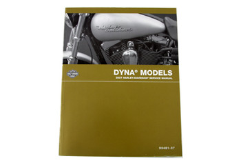 Harley Davidson 2007 Dyna Big Twin Factory Service Manual