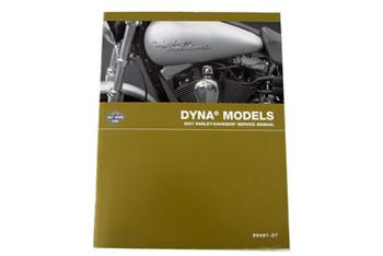 Harley Davidson 2007 Dyna Big Twin Factory Service Manual
