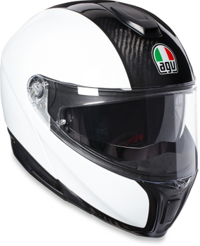 AGV - Sport Modular Helmet - Carbon Finishes